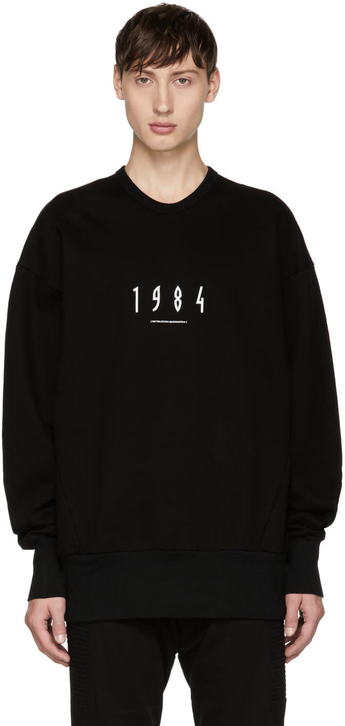 Image of Julius Black 1984 Sweatshirt