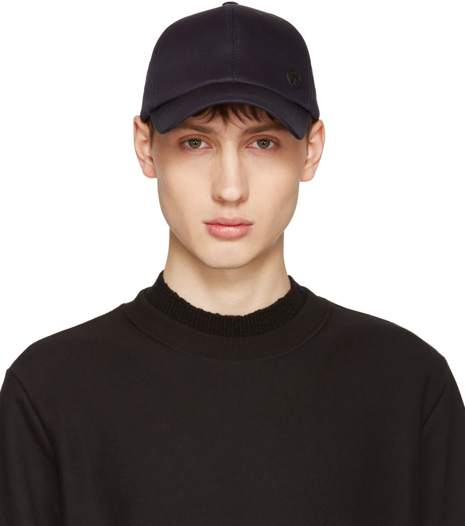 Ps By Paul Smith Navy Baseball Cap