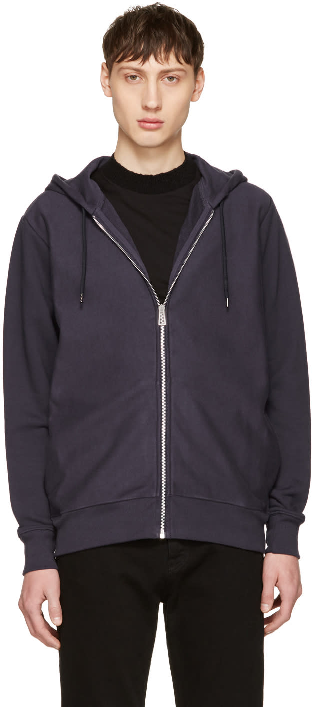 Ps By Paul Smith Purple No Zebra Hoodie
