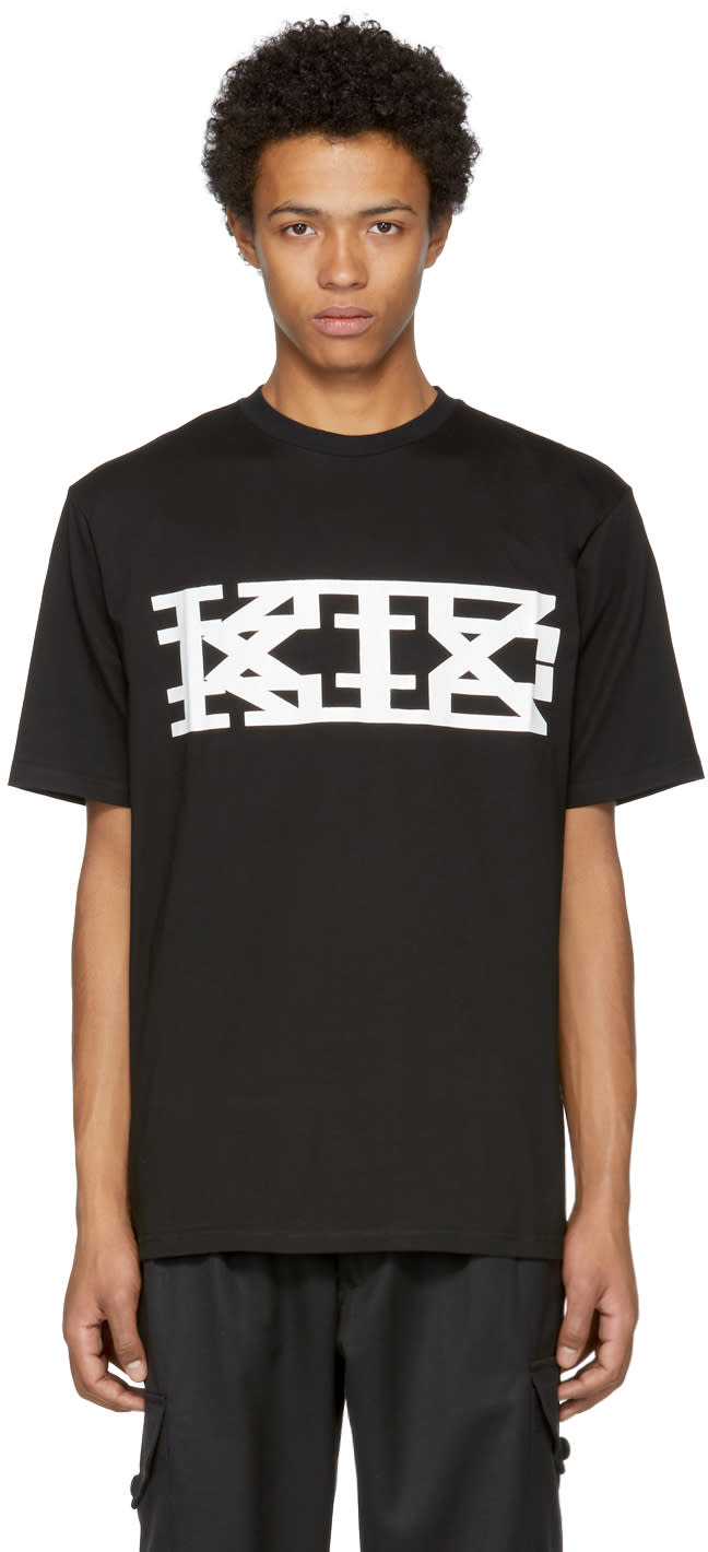 Image of Ktz Black Logo T-shirt