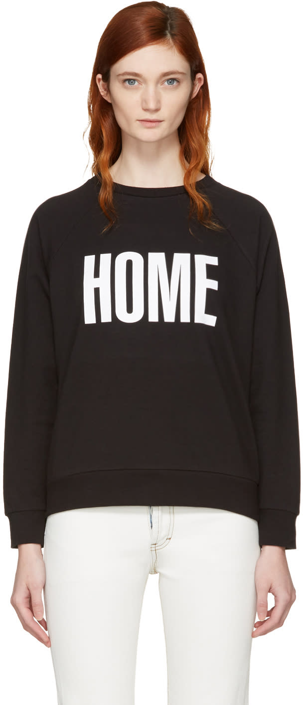 Image of 6397 Black hometown Sweatshirt