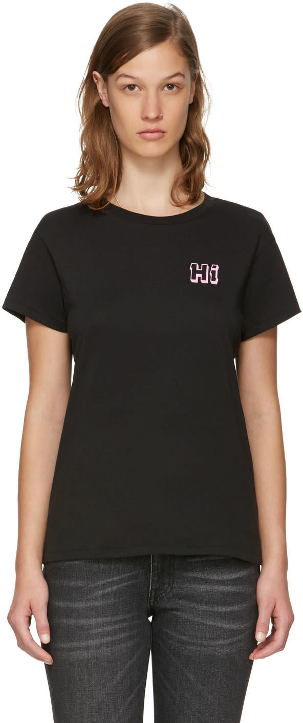 Image of 6397 Black hi Boy T-shirt