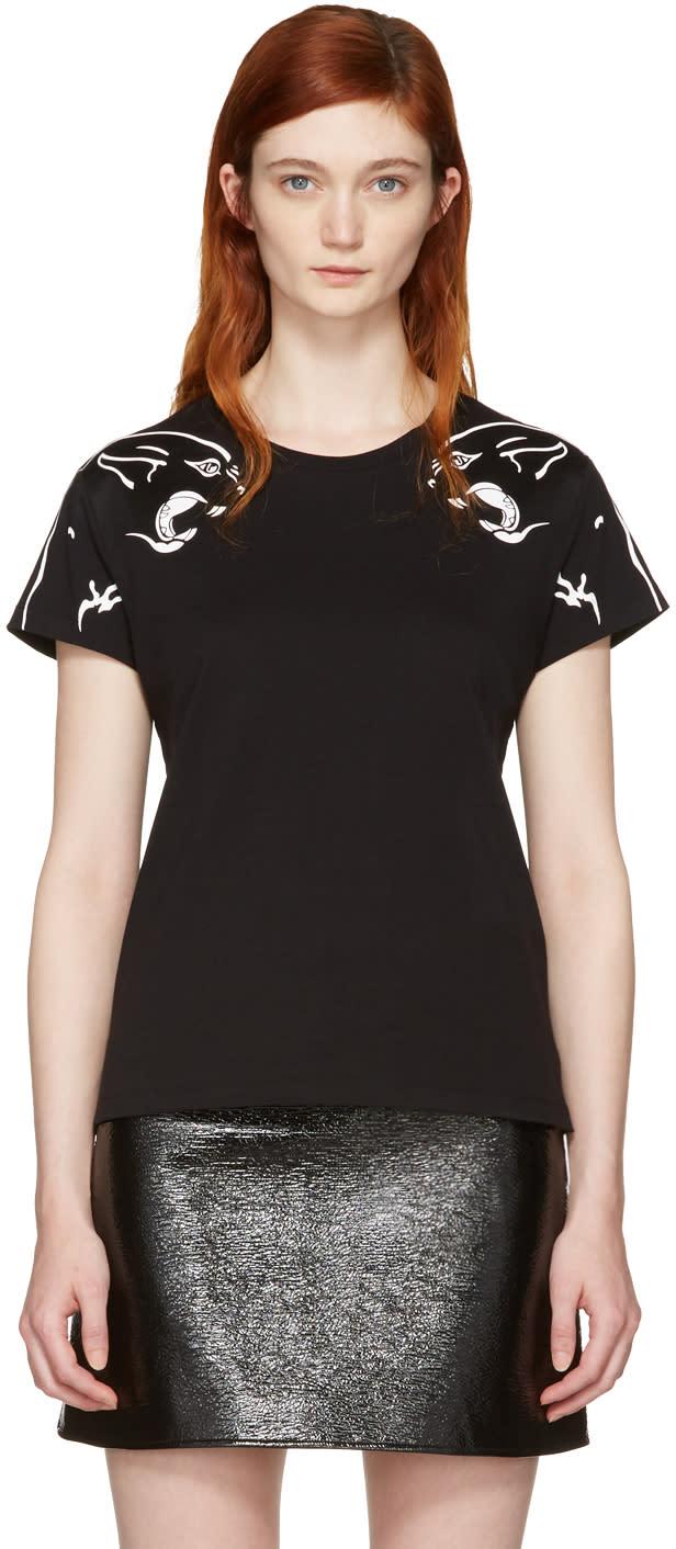 Valentino Black Panther T-shirt