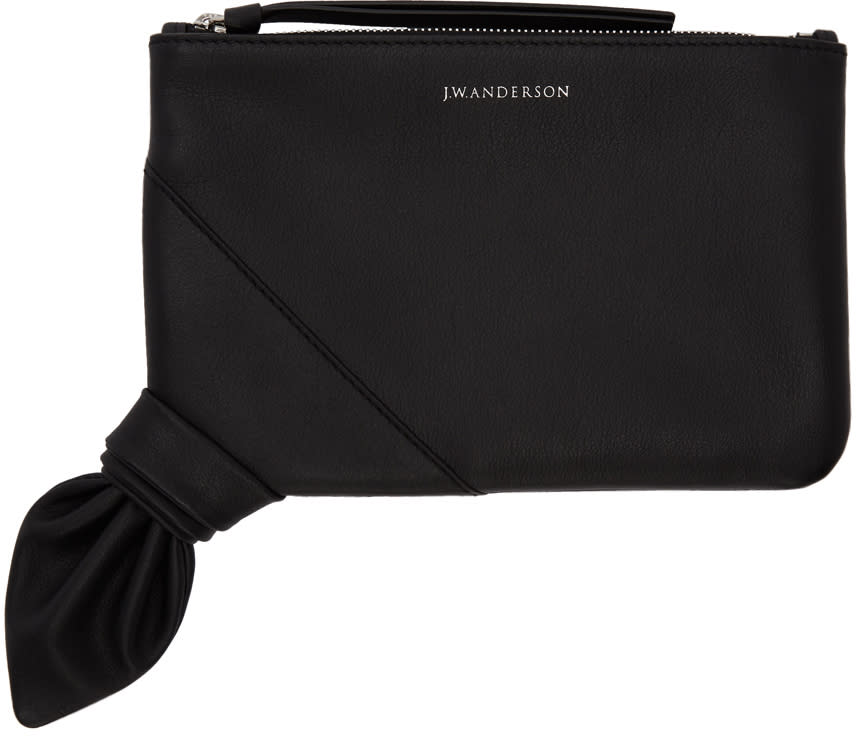 Image of J.w. Anderson Black Knot Pouch