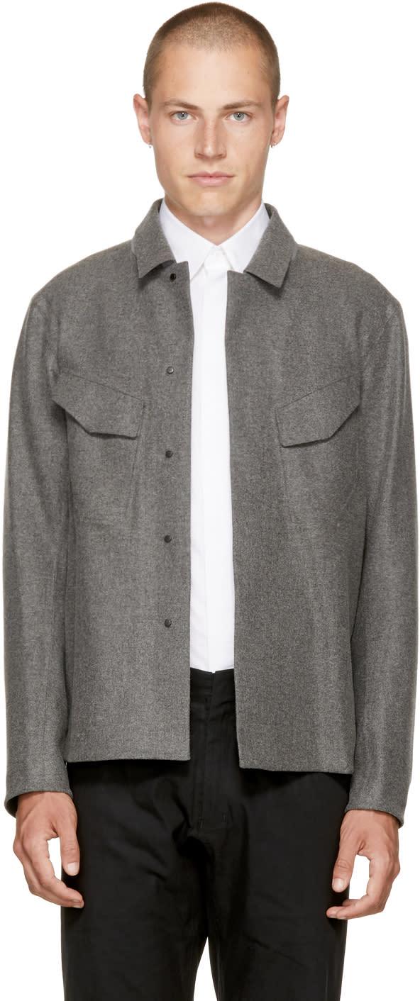 Image of Arcteryx Veilance Grey Haedn Shirt