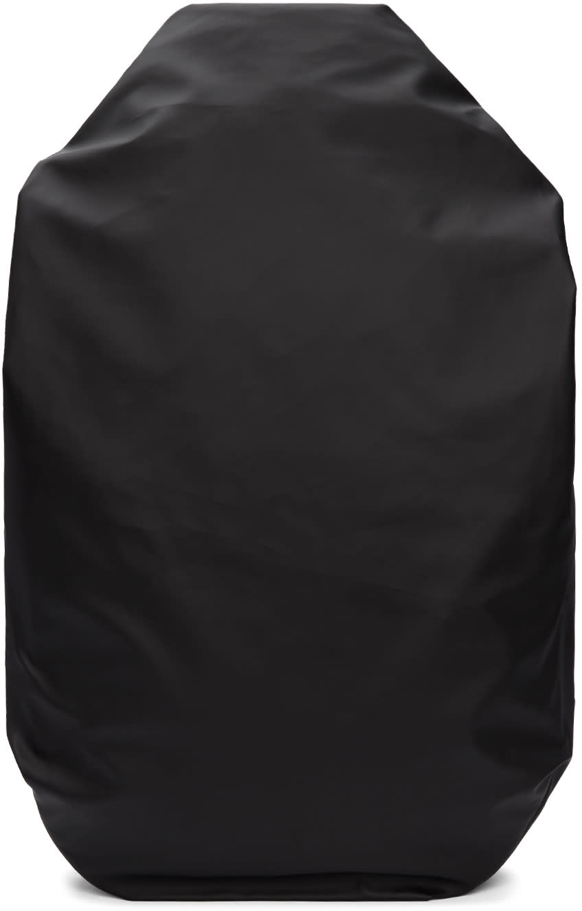 Image of Côte and Ciel Black New Nile Obsidian Backpack