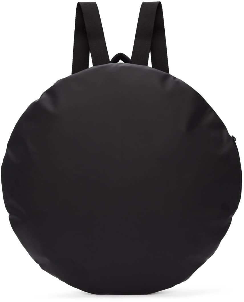 Image of Côte and Ciel Black Moselle Obsidian Backpack