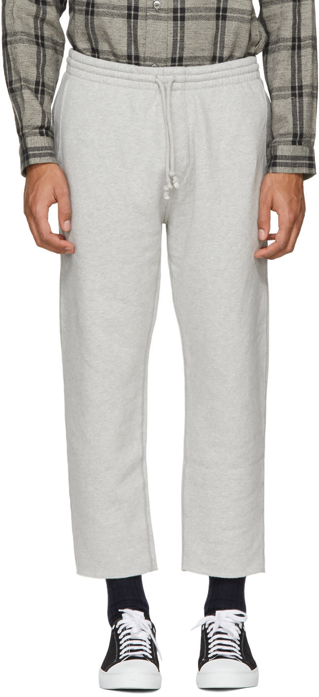 Image of Levis Made and Crafted Grey Jogger Pants