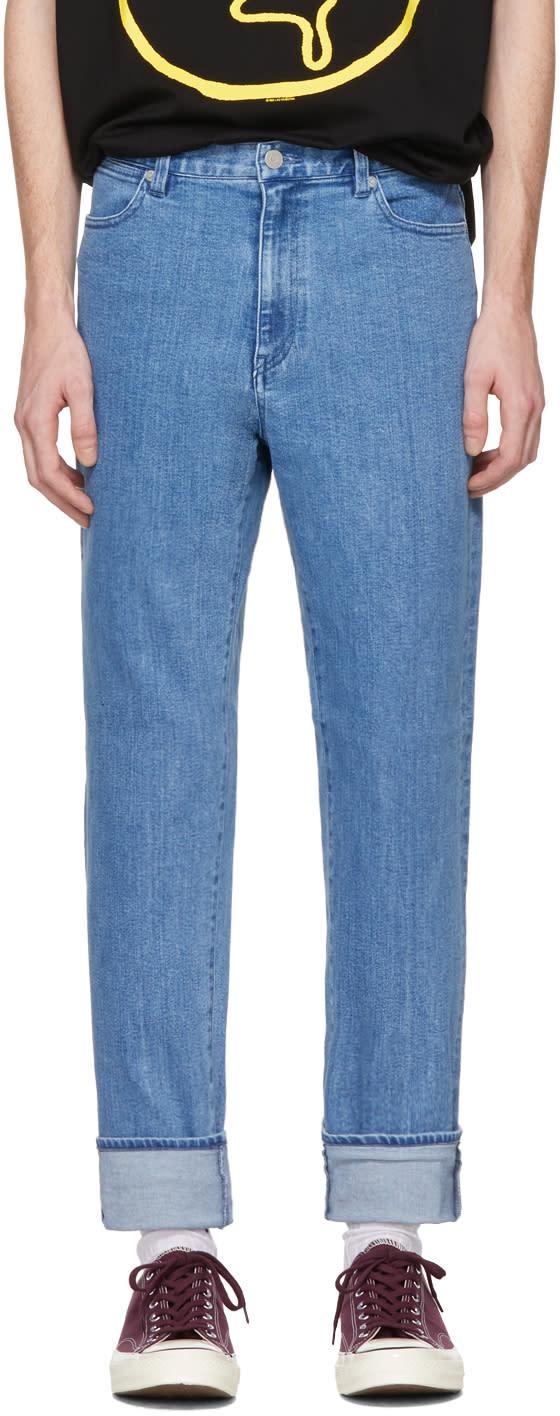 Image of Lad Musician Indigo Slim Jeans