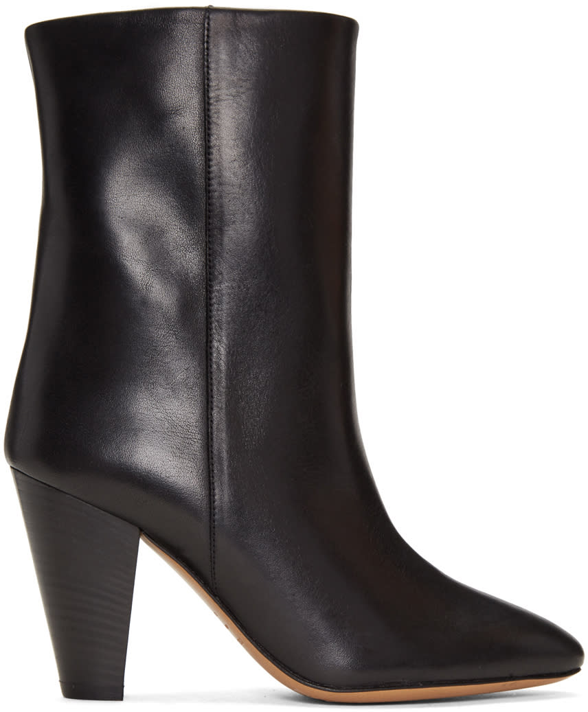 Isabel Marant Black Darilay Boots