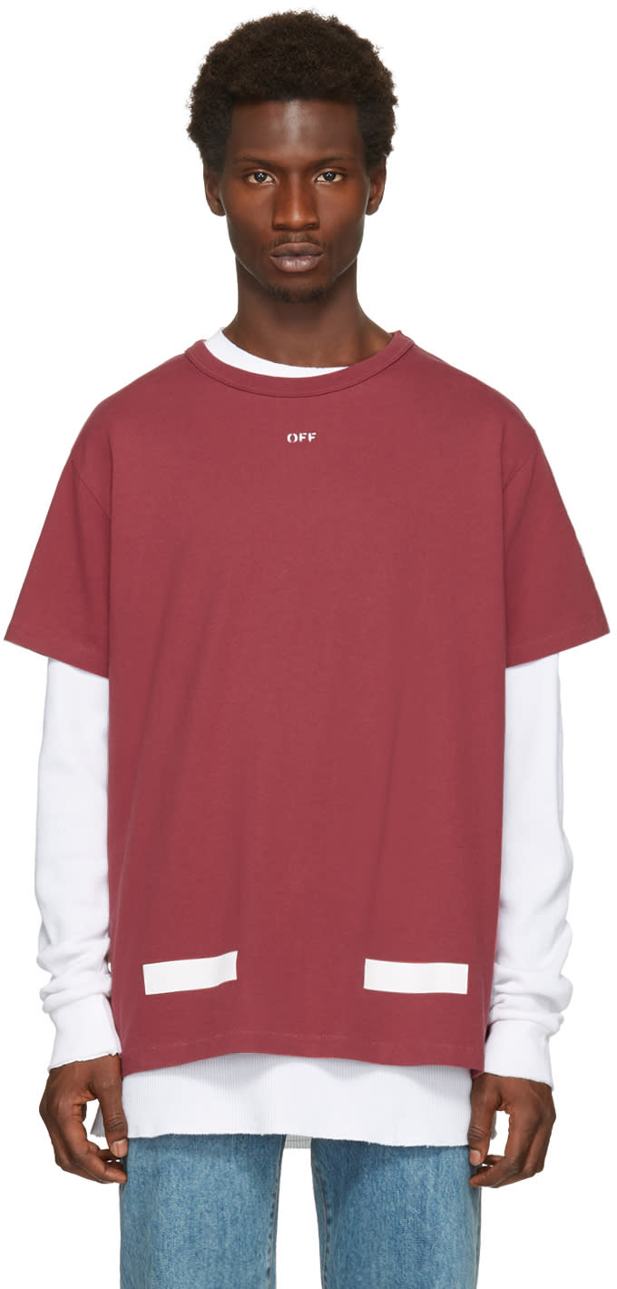Off-white Red Arrows T-shirt