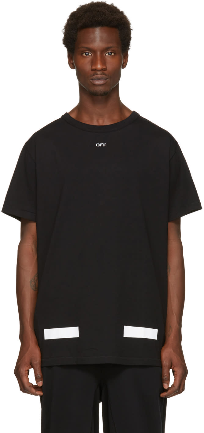 Image of Off-white Black Arrows T-shirt