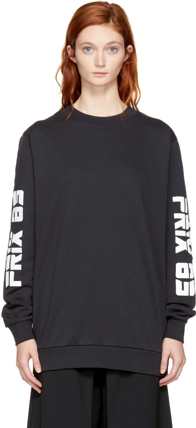 Image of Won Hundred Black Lango Sweatshirt