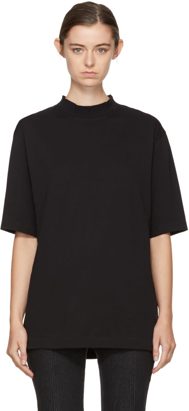 Image of études Black Award small E T-shirt