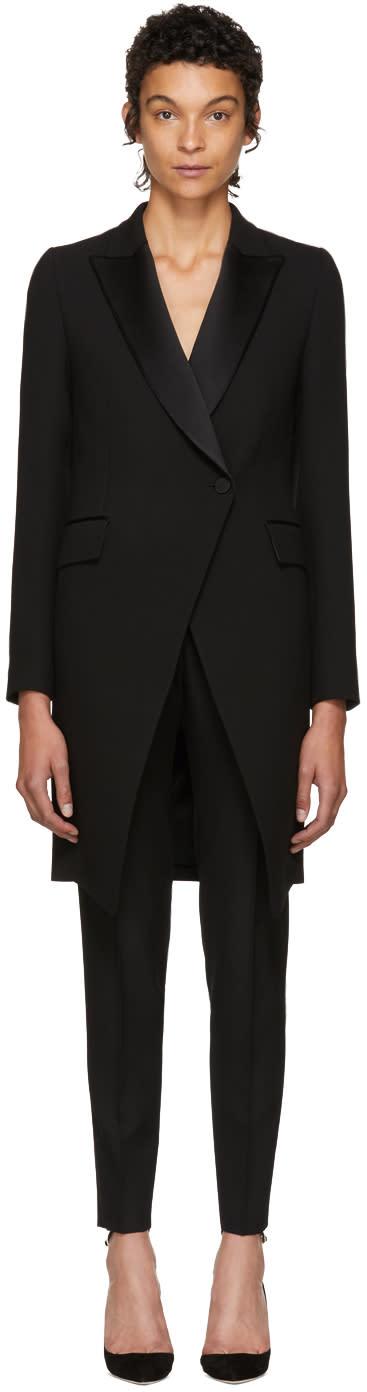 Image of Pallas Black Bauhaus Coat