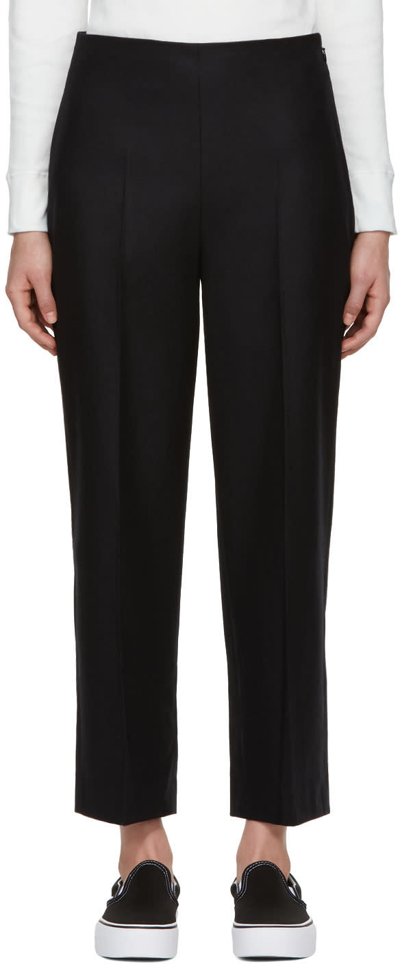 Image of Harmony Black Pandora Trousers