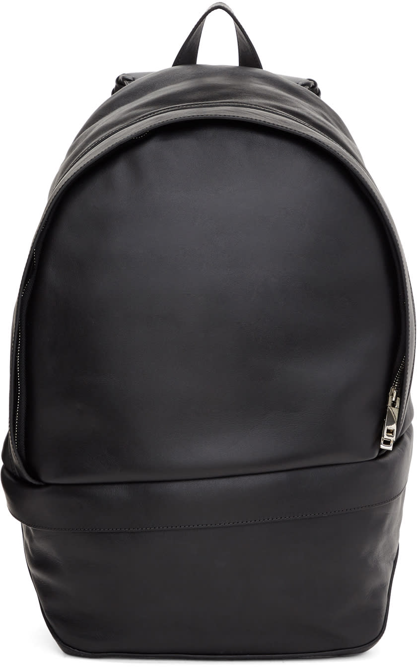 Image of Wooyoungmi Black Classic Backpack