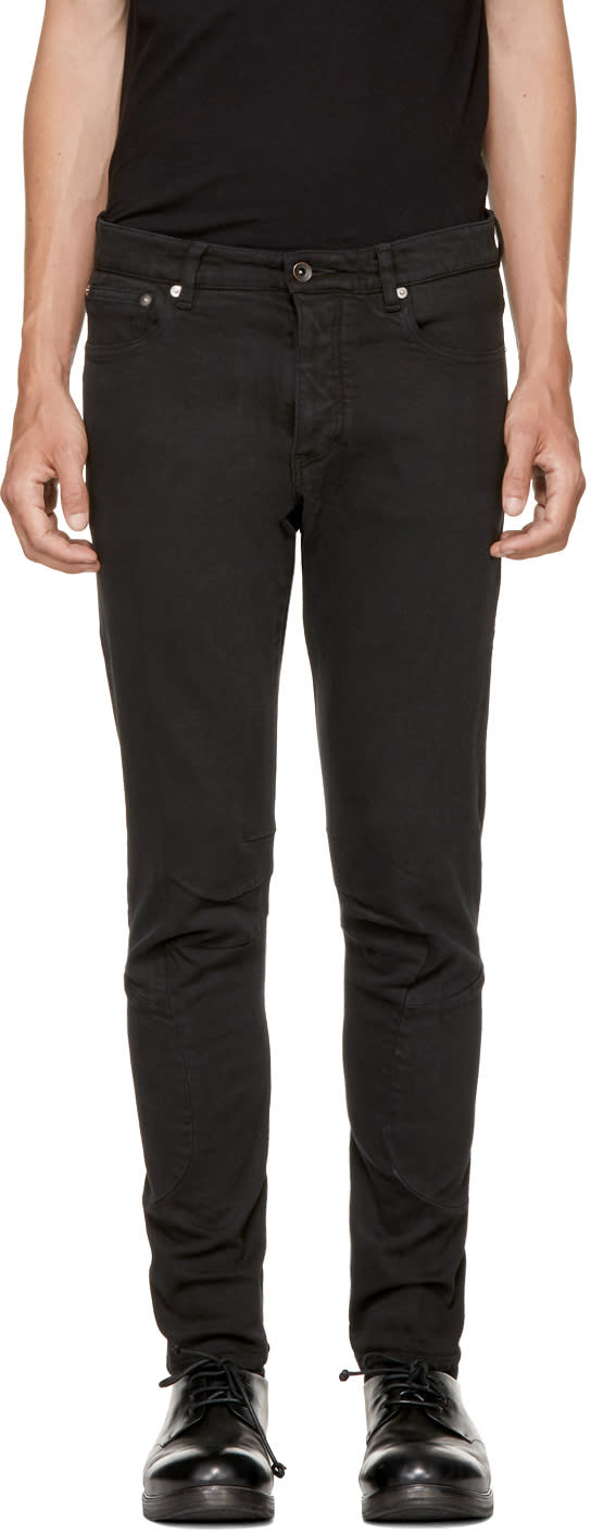 Image of Attachment Black Skinny Jeans