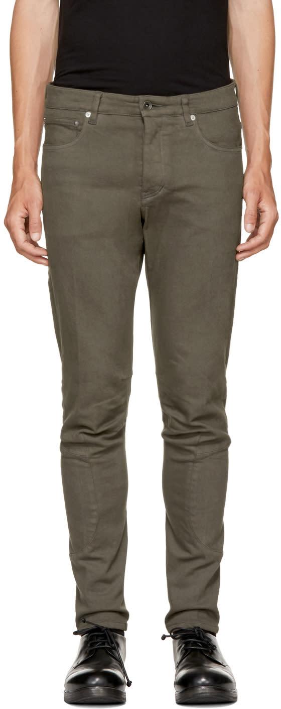 Attachment Khaki Skinny Jeans