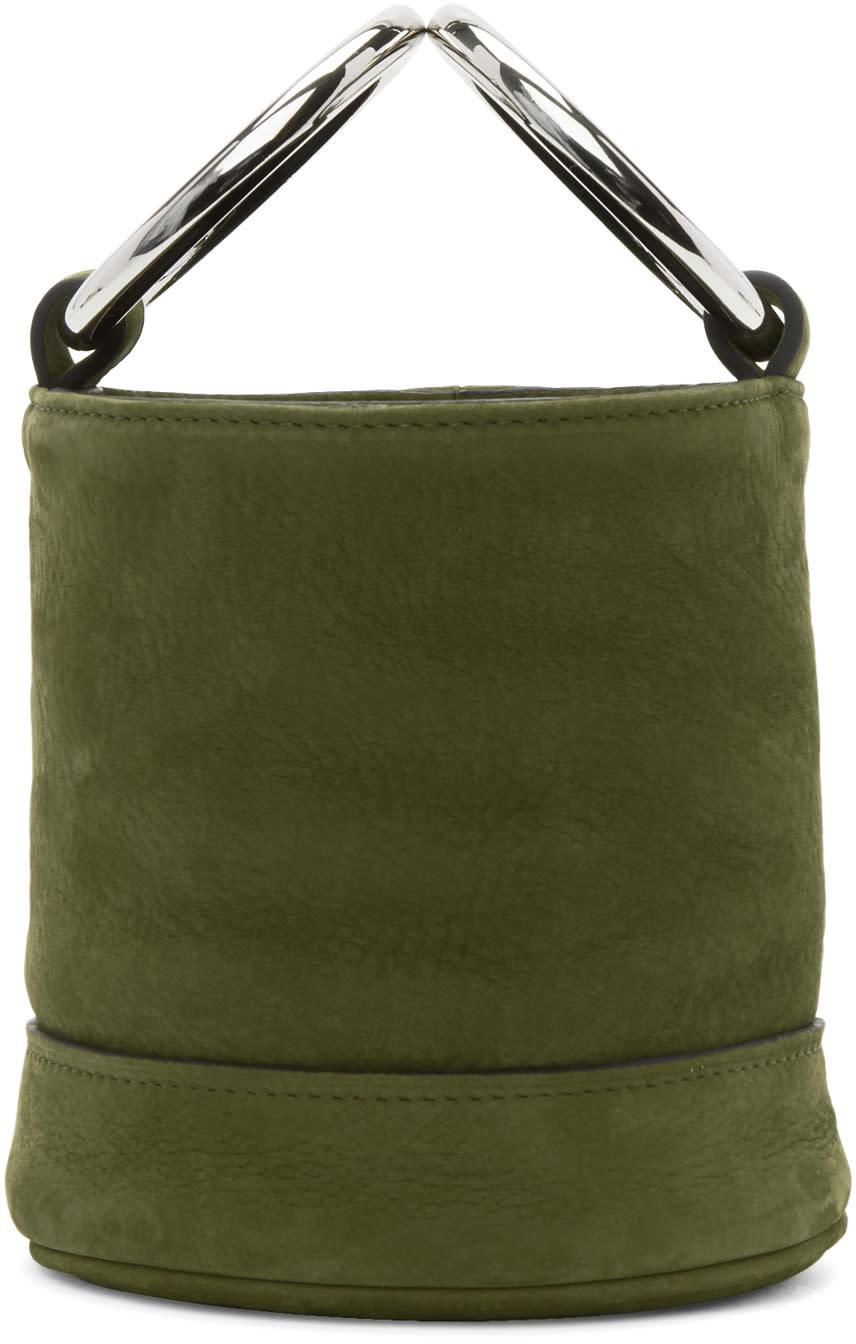 Simon Miller Green Bonsai Bucket Bag