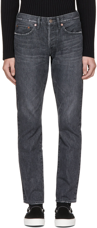 Image of Simon Miller Black M002 Benning Jeans