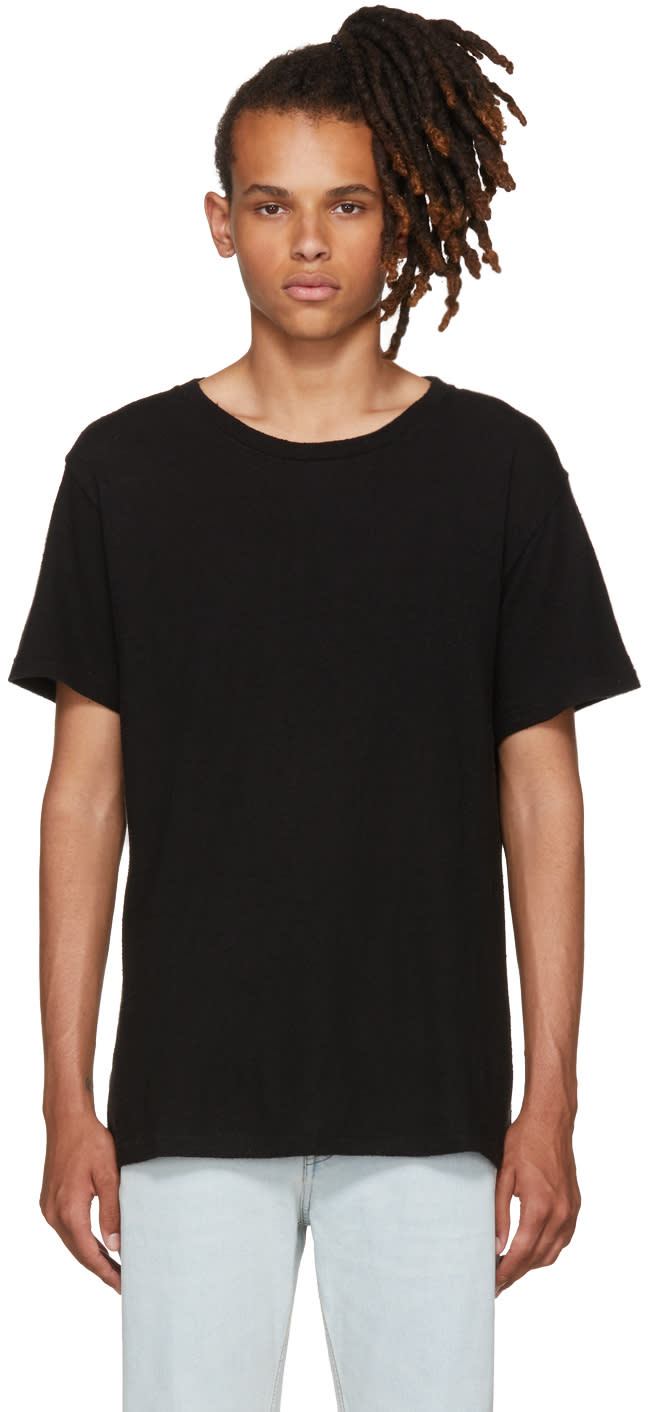 Image of Simon Miller Black Garçon T-shirt