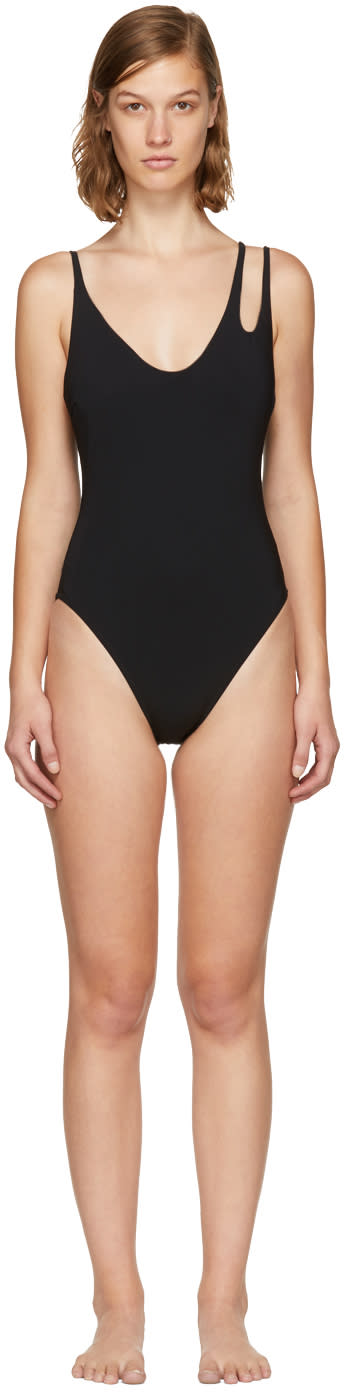 Image of Araks Black Jaime Swimsuit