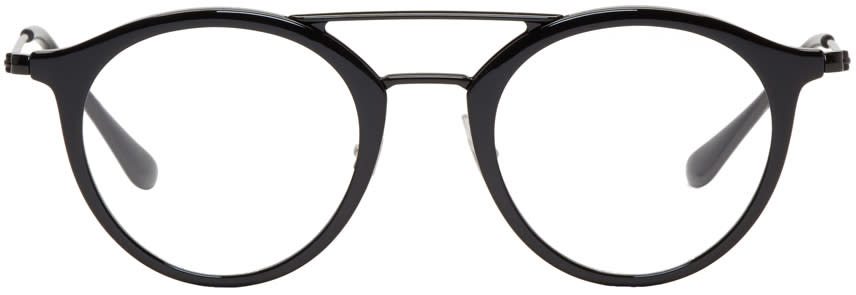 Image of Ray-ban Black Highstreet Glasses