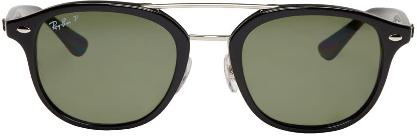 Image of Ray-ban Black Rb2183 Sunglasses