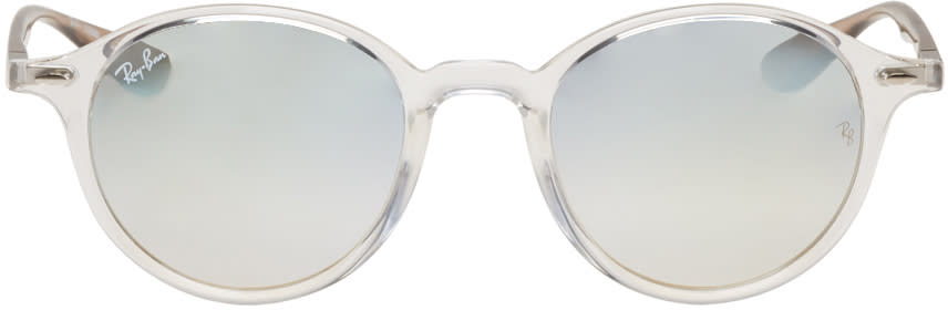 Ray-ban Transparent Liteforce Sunglasses