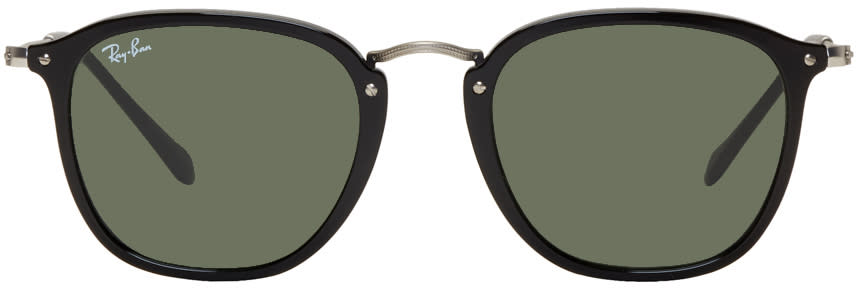 Image of Ray-ban Black Rb2448n Sunglasses