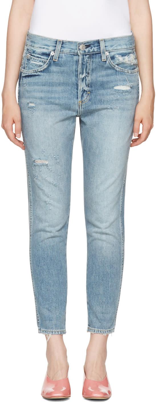 Image of Amo Blue Ace Jeans