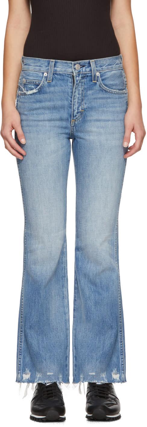 Image of Amo Blue Bex Jeans