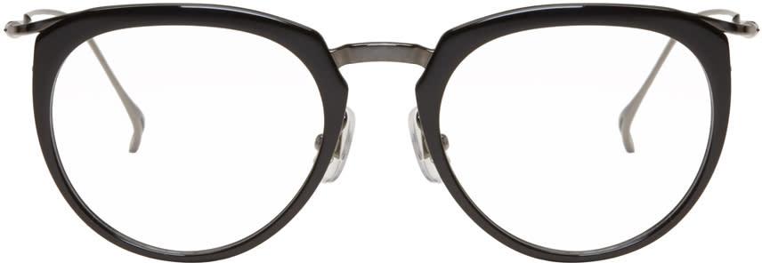 Issey Miyake Men Black Boston 1 Glasses