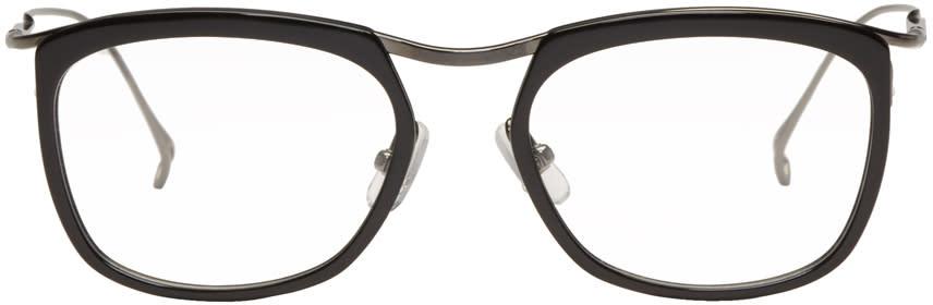 Issey Miyake Men Black Wellington 1 Glasses