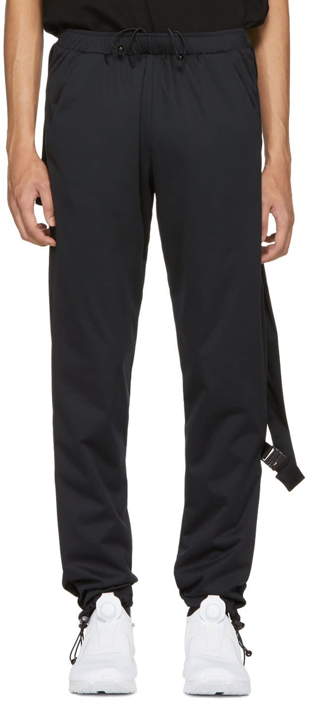 Image of Cottweiler Black Pocketed Track Pants