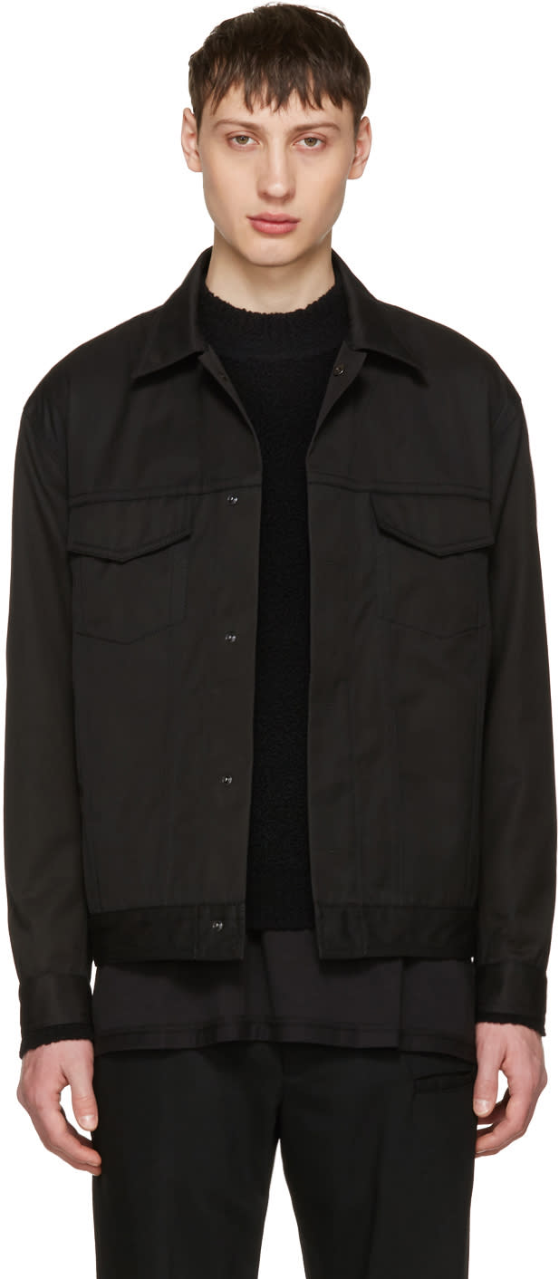 Craig Green Black Uniform Jacket