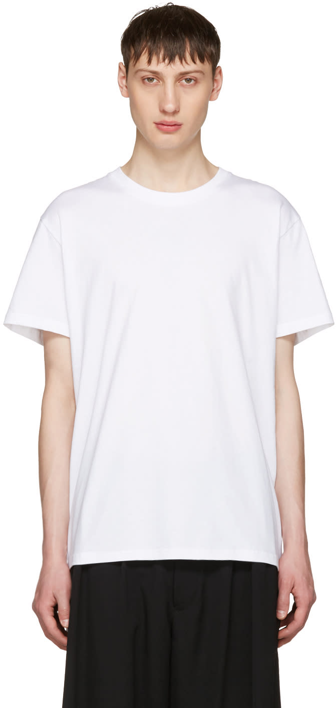 Craig Green White Straps T-shirt