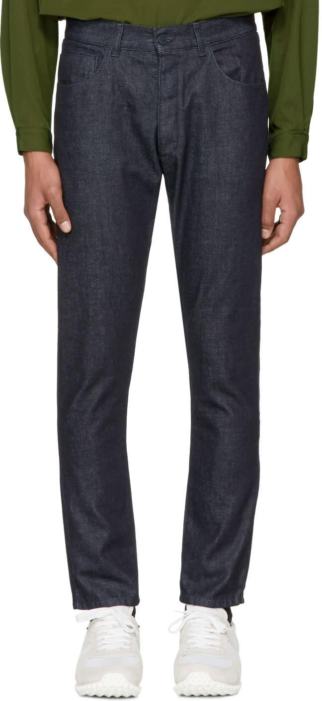 Image of Sunnei Indigo Skinny Jeans