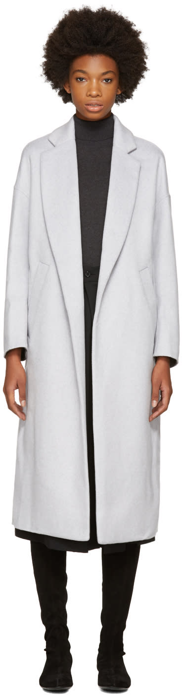 Image of Enfold Grey Chester Coat