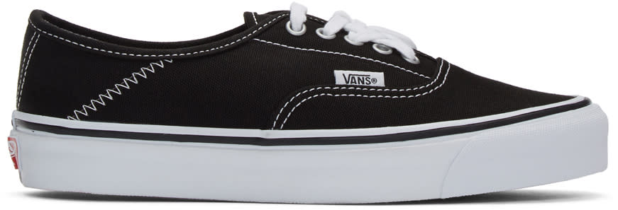 Image of Vans Black Alyx Edition Og Style 43 Lx Sneakers