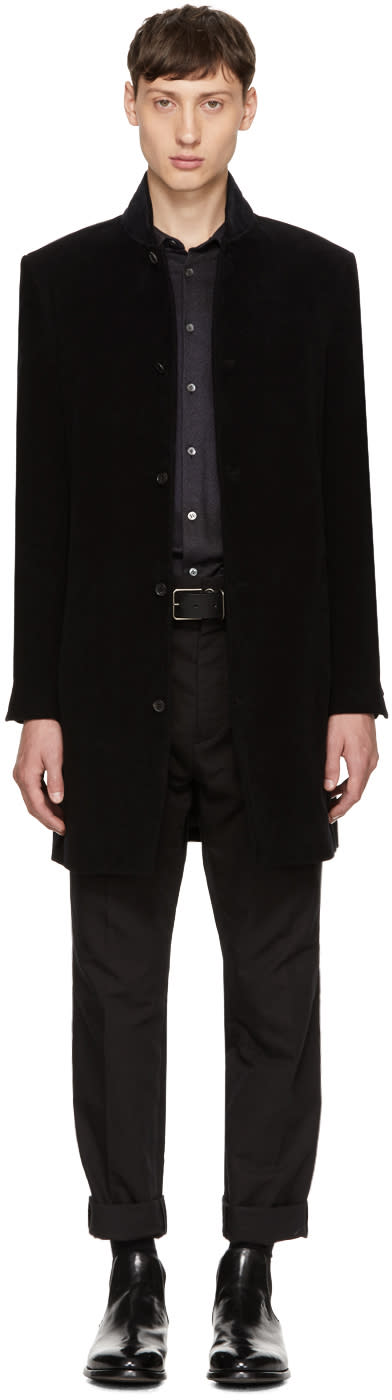 Image of Stephan Schneider Black Hour Coat