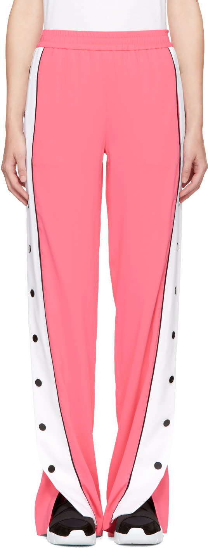 Emilio Pucci Pink Track Pants