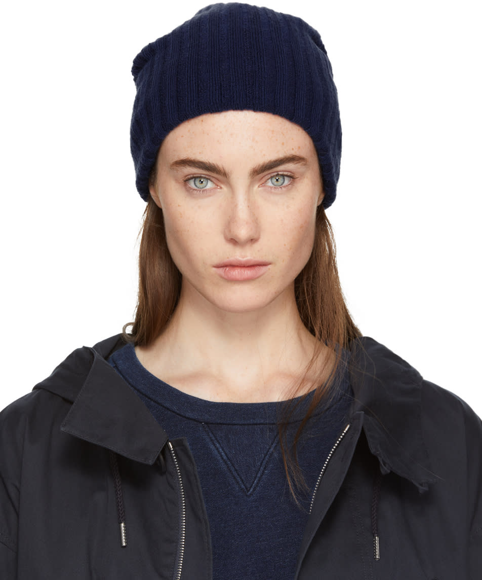 Image of Blue Blue Japan Blue Knit Beanie