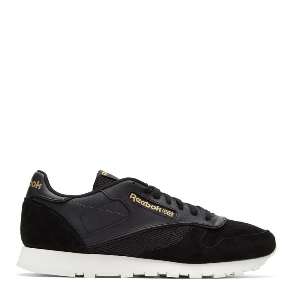 Reebok Classics Black Cl Attentive Lover Sneakers