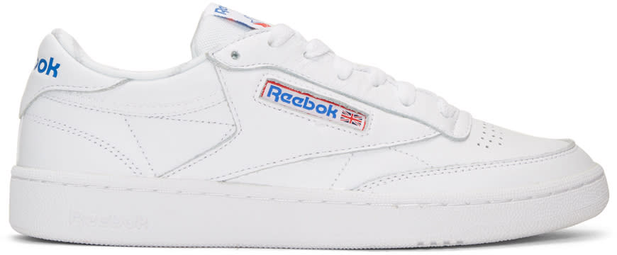 Reebok Classics White Club C 85 So Sneakers