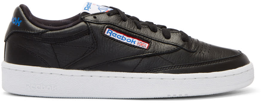 Reebok Classics Black Club C 85 So Sneakers