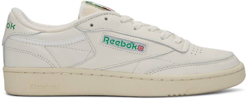 Reebok Classics Ivory Club C 85 Vintage Sneakers