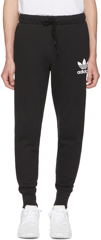 Image of Adidas Originals Black Adc Lounge Pants