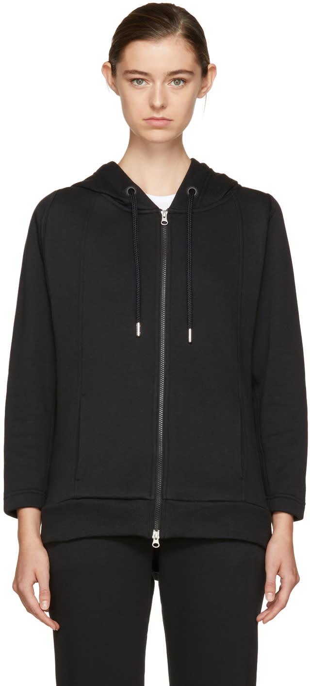 Image of Adidas By Stella Mccartney Black Essentials Hoodie